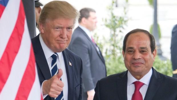 """""""Trump er ved at genopbygge den sunni-muslimske, arabiske alliance, som herskede under George W. Bush"""" – Lars Erslev Andersen"""