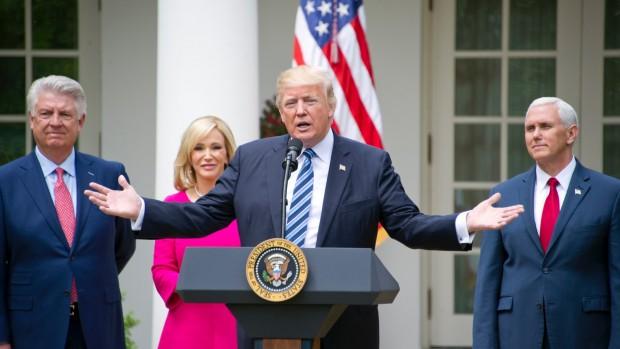 Edward Ashbee: Selv Donald Trump er blevet normaliseret