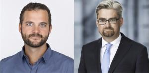 Politisk Salon fredag 3. november 16.30-18 i Det Kgl med RÆSON: Morten Østergaard og Søren Pind
