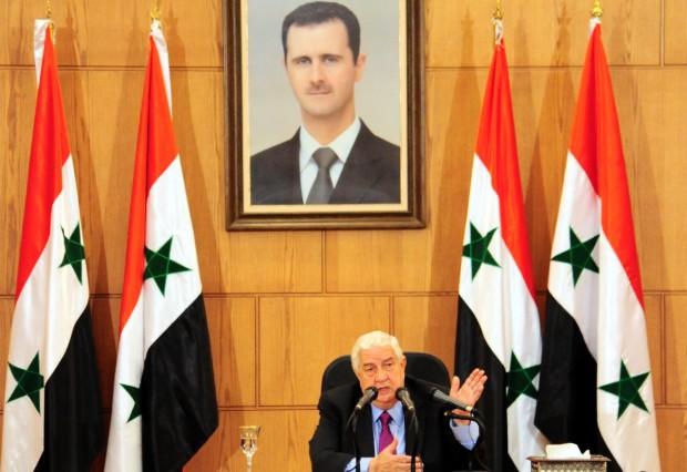 """""""Det bedste vi kan håbe på er, at fastfryse situation i Syrien til vi om en ti års tid muligvis kan løse den"""" – Paul Salem"""