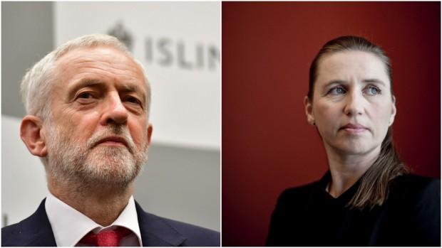 Jan Hoby: Jeremy Corbyn har, hvad Mette Frederiksen mangler. Solidaritet