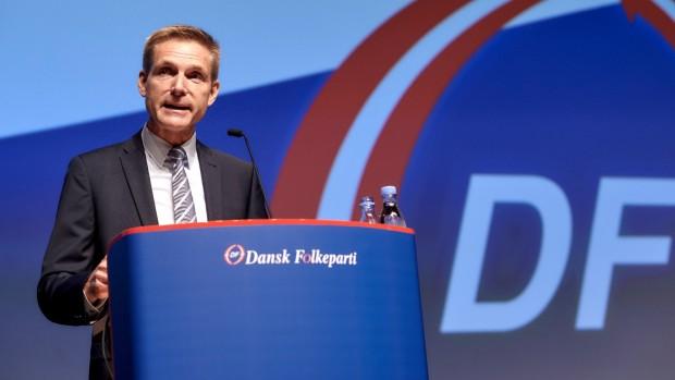 Esben Schjørring: Derfor frygter DF valgdagen