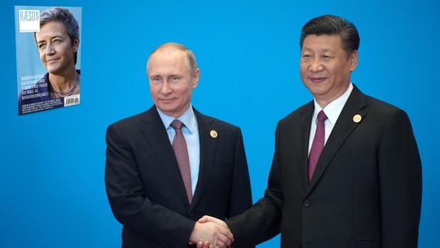 Hans Mouritzen: Sådan er vilkårene for verdens småstater under Trump, Putin og Xi