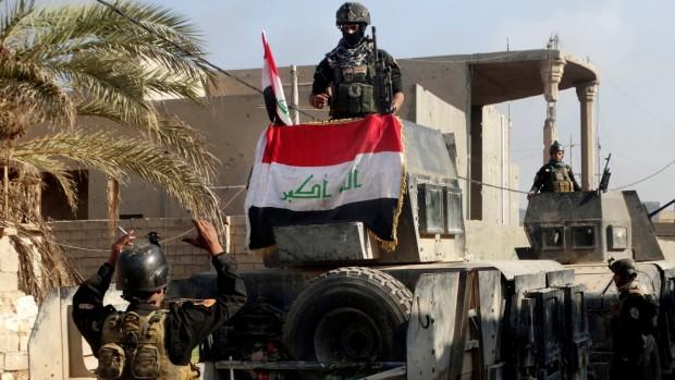 Sarah Borger: Den lange krig mod Islamisk Stat