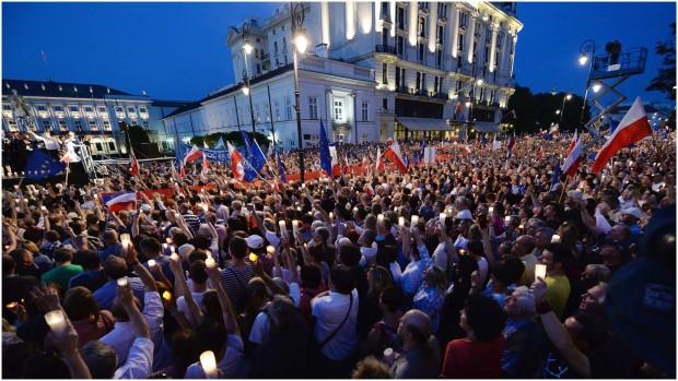 Demokratiet i Polen er ikke truetAf Ota Tiefenböck