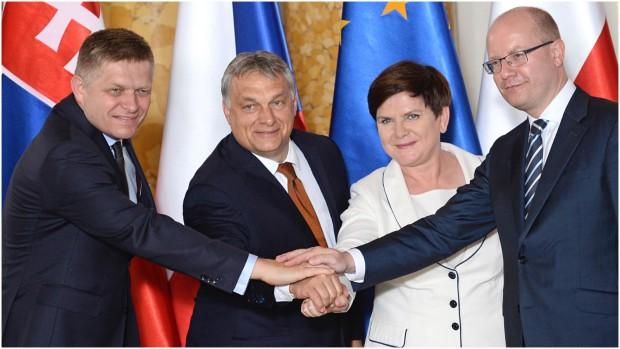 Nationalismen i Polen og Ungarn skubber Tjekkiet og Slovakiet mod vest Analyse af Ota Tiefenböck