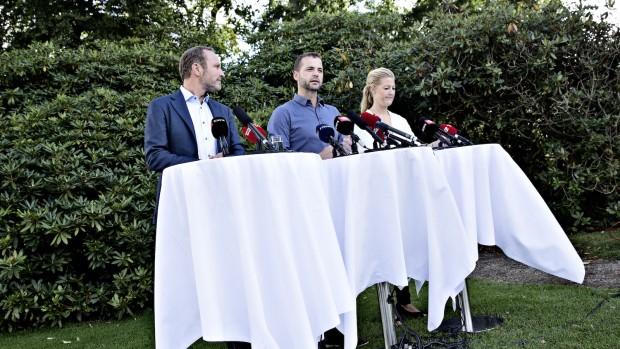 Når de Radikale siger færre flygtninge, så mener de flere flygtninge Kommentar af Niels Jespersen