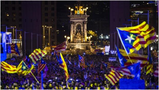 Catalonien har stemt: Nu venter det egentlige opgør med de spanske myndighederAf Asbjørn Bang