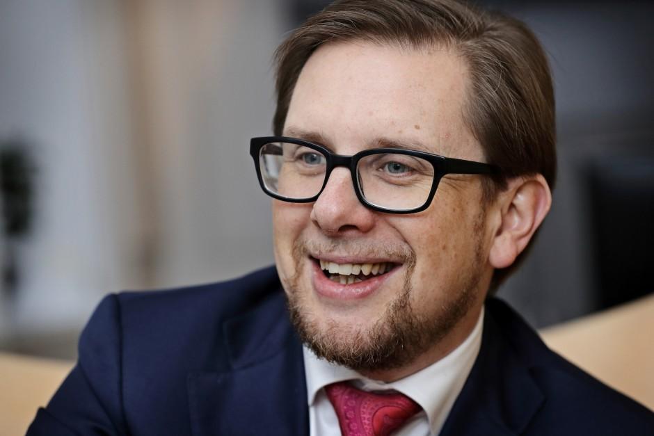 """Simon Emil Ammitzbøll-Bille om udenlandsk arbejdskraft: """"Uden dem ville vi ikke have det her opsving"""""""