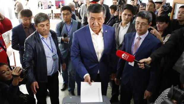 Giver Kirgisistans præsidentvalg håb for demokratiet i Centralasien? Af Frederik Forrai Ørskov