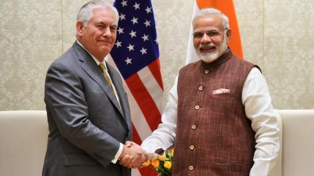 Mrutyuanjai Mishra: Et stærkere samarbejde mellem USA og Indien kan få stor betydning. Men bliver det langt om længe virkelighed?