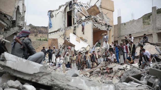 Yemen: Verdens største humanitære krise Af Maria-Louise Clausen
