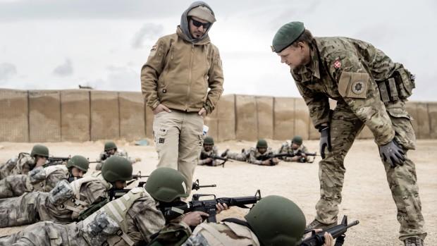 """Holger K. Nielsen: """"Mellemøsten er ustabilt som aldrig før, og terrorismen er der stadigvæk. Derfor må man også diskutere, om det har været indsatsen værd, at vi har brugt så mange ressourcer"""""""
