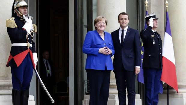 Uffe Østergård: Kan Frankrig og Tyskland genopfinde EU?