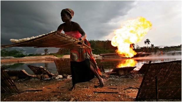 Trine Christensen: Shell fortier fortidens drab og tortur i Nigeria