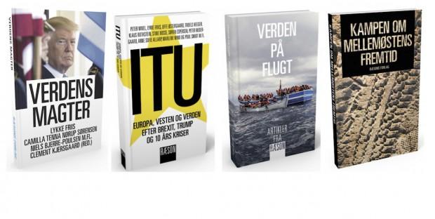 Aktuelle bøger fra RÆSONs Forlag