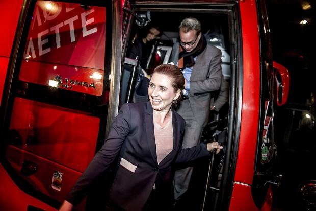Valgkampen er i gang – med det første rigtige politiske udspil fra Mette Frederiksen som S-formand / af Vilas Holst Jensen