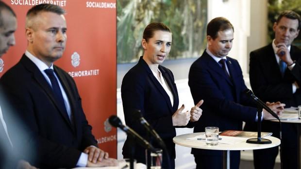 Anders Ladekarl: Socialdemokratiet kommer med et helt konkret forslag, som indebærer en markant forhøjelse af hjælpen til nærområderne. Det vil jeg gerne rose