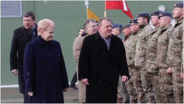 Jakob Kromann: Hvordan tackler Baltikum truslen fra Rusland?