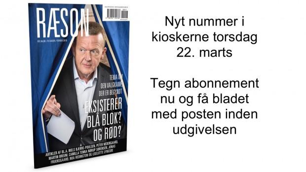 RÆSON forår 2018