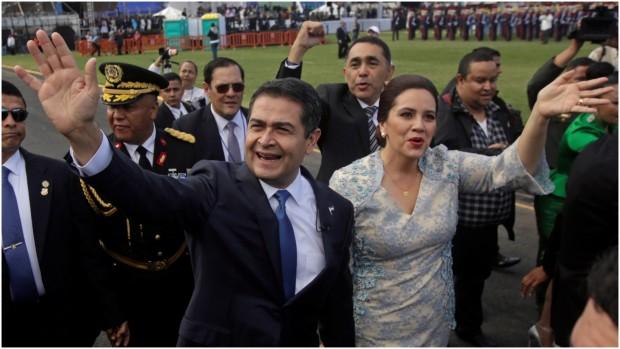 Markus Giessing: Det Hvide Hus anerkender genvalg af omstridt præsident i Honduras