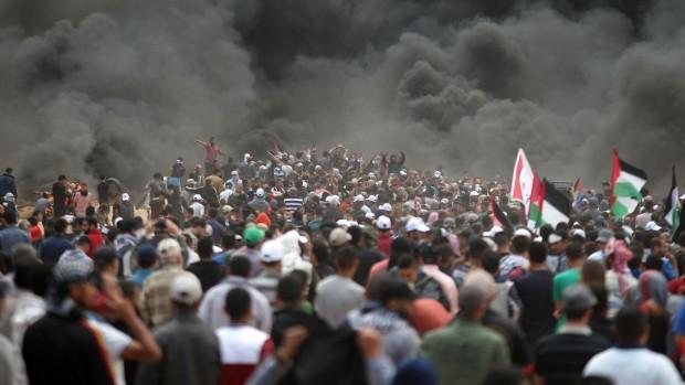 Leila Stockmarr: Vestens hykleri giver Israel ro til sine massakrer
