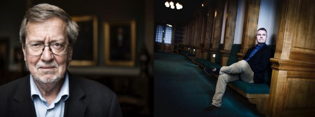 Niels Jespersen anmelder Per Stig Møller og Henrik Sass Larsen: To rådvilde mænd