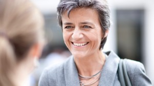 The International Series from RÆSON: Premiere August 20th with Margrethe Vestager