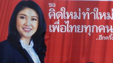Thailands skæbnevalg imorgen: Vil militæret acceptere resultatet?