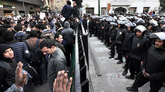 RÆSON i Kairo: Islamisterne mister opbakning