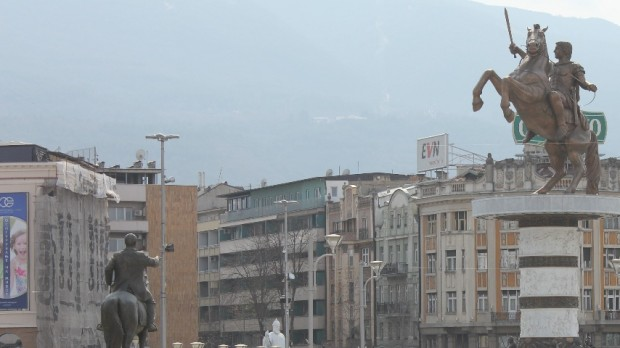 Eurokrise: Græsk nedtur efterlader Makedonien i tomrum