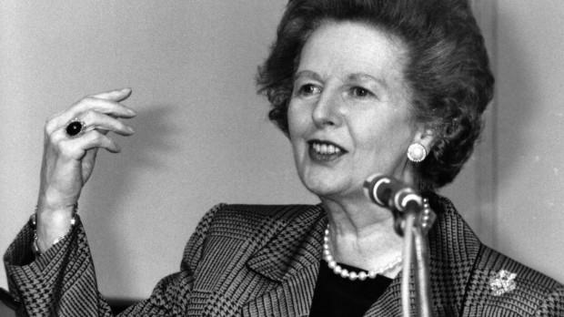OPINION Margaret Thatcher: Frihedens politik