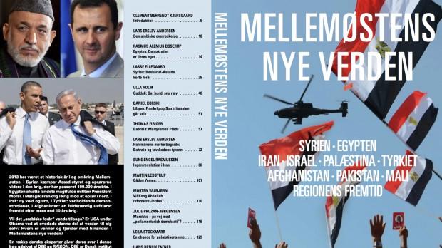"""UDDRAG AF """"MELLEMØSTENS NYE VERDEN""""Lars Erslev Andersen:Iraks manglende demokrati truer Mellemøsten med kaos"""