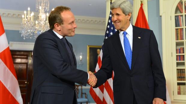Søren FriisMartin Lidegaard vil sende våben til Syriens oprørere. Her er de 3 spørgsmål, han mangler at besvare