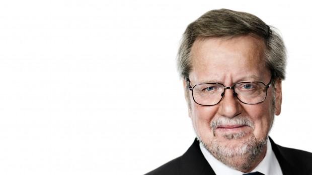 Per Stig Møllerom Syrien:Den eneste løsninger en aftale med Assad