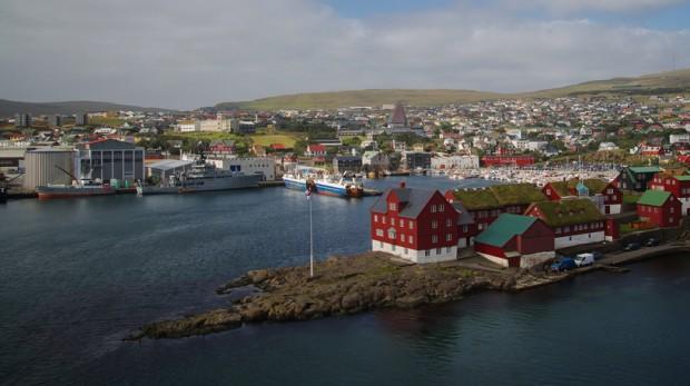 Færøerne: Laks til Putin