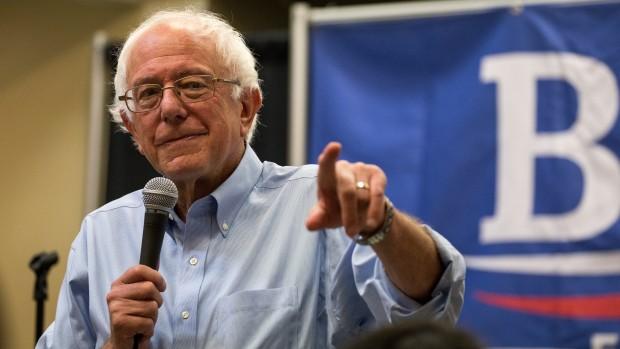 Bernie Sanders: 74-årig rockstjerne blandt USA's venstreorienterede ungdom