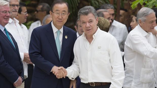 Efter 50 års borgerkrig: Har Colombia fået en varig fred?