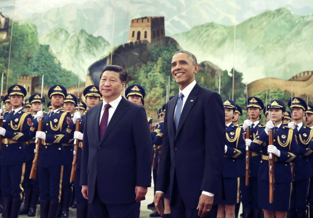 Nikolaj K. Andersen: USA skal ikke give kineserne frit spil