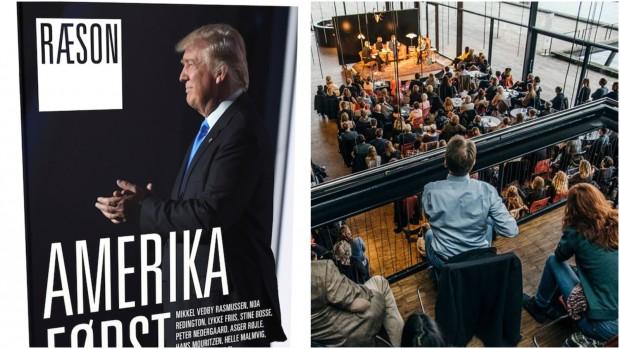RÆSON Podcast: Amerika først (RÆSON28) og Politisk Salon med Margrethe Vestager