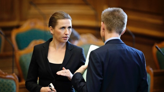 Peter Mogensen: Man skal ikke bilde sig ind, at der er en stor forbrødring undervejs mellem Socialdemokratiet og Dansk Folkeparti