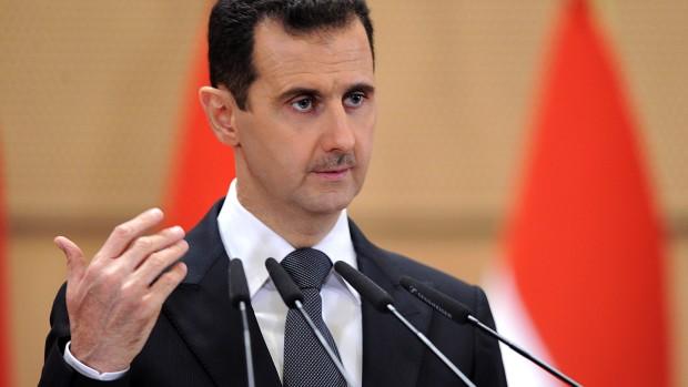 Naser Khader: USA's accept af Assad har ingen gang på jord. Han må væk
