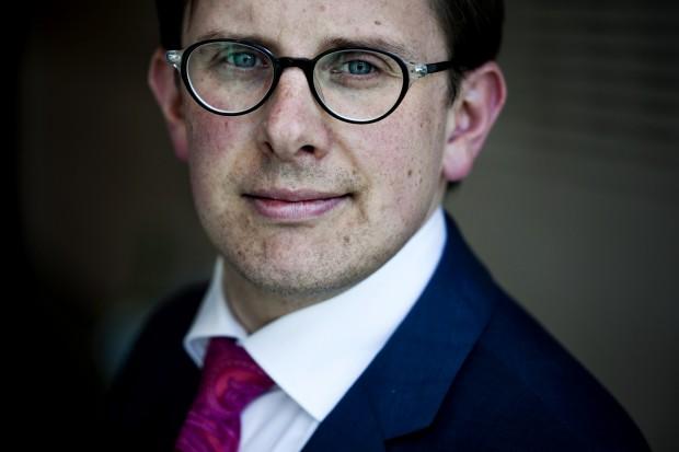 """""""Vi står for den politik som Socialdemokratiet står for, når de er i regering"""" – Simon Emil Ammitzbøll"""