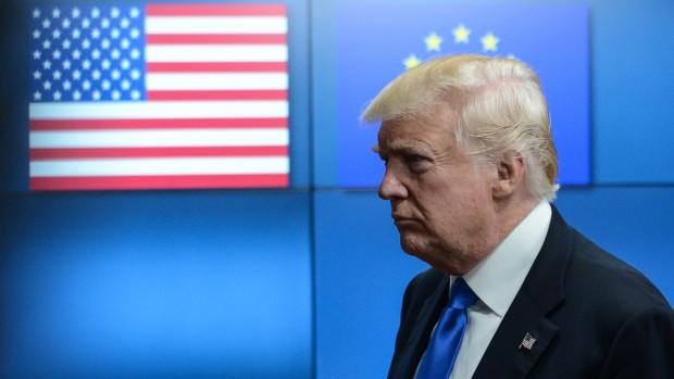 """""""Trump er ikke en udfordrer af det etablerede system, men et forsøg på at afspore de reelle protestbevægelser og forsvare en kriseramt kapitalisme"""" – Mikkel Bolt"""