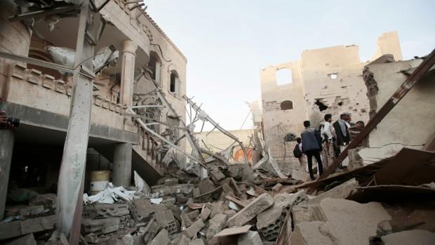 Siris Hartkorn: Hvem stopper krigen i Yemen?