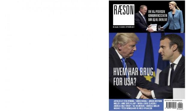 Nyt nummer i oktober: Tegn abonnement nu og få bladet med posten inden udgivelsen