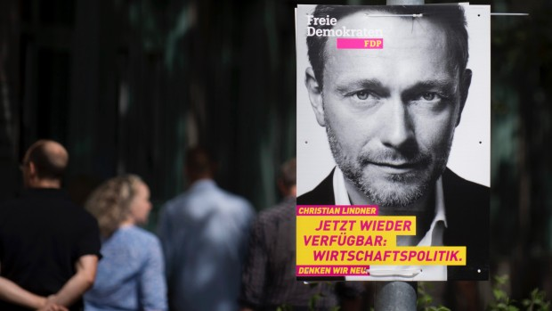 RÆSONs Nyhedsbrev om det tyske valg: De liberales overraskende comeback