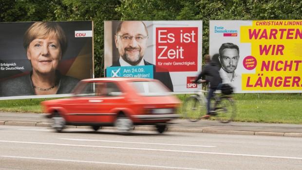 RÆSONs Nyhedsbrev om det tyske valg: De realistiske – og urealistiske – regeringskoalitioner
