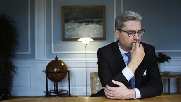 Søren Pind: Moderne politik er modbydeligt