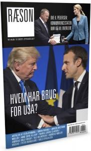 Hvem har brug for USA?Det nye nummer er i dag i kioskerne over hele landet